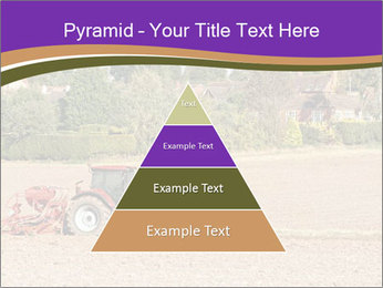 Tractor planting PowerPoint Templates - Slide 30