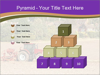 Tractor planting PowerPoint Templates - Slide 31