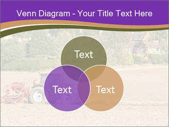 Tractor planting PowerPoint Templates - Slide 33