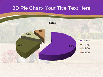 Tractor planting PowerPoint Templates - Slide 35