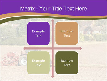 Tractor planting PowerPoint Templates - Slide 37