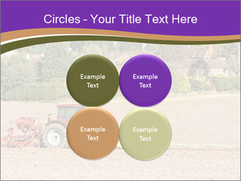 Tractor planting PowerPoint Templates - Slide 38