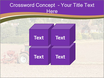 Tractor planting PowerPoint Templates - Slide 39