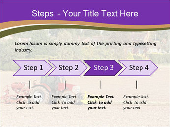 Tractor planting PowerPoint Templates - Slide 4