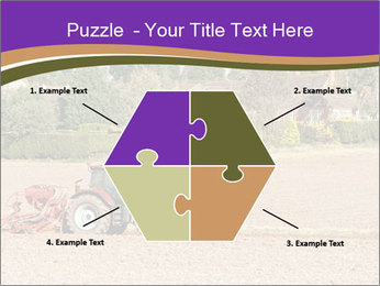 Tractor planting PowerPoint Templates - Slide 40