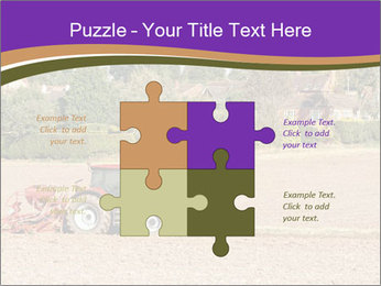 Tractor planting PowerPoint Templates - Slide 43