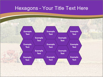 Tractor planting PowerPoint Templates - Slide 44