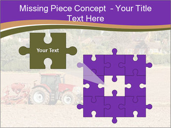 Tractor planting PowerPoint Templates - Slide 45