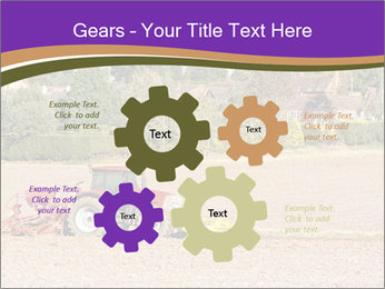 Tractor planting PowerPoint Templates - Slide 47