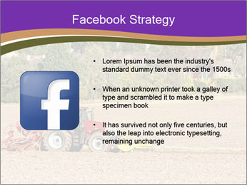 Tractor planting PowerPoint Templates - Slide 6