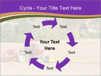 Tractor planting PowerPoint Templates - Slide 62
