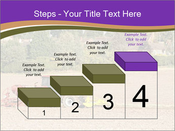 Tractor planting PowerPoint Templates - Slide 64