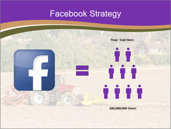 Tractor planting PowerPoint Templates - Slide 7