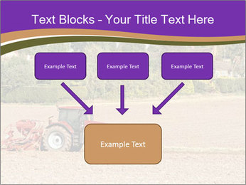 Tractor planting PowerPoint Templates - Slide 70