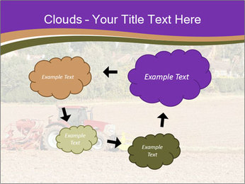Tractor planting PowerPoint Templates - Slide 72