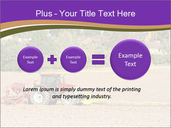 Tractor planting PowerPoint Templates - Slide 75