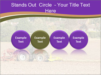 Tractor planting PowerPoint Templates - Slide 76