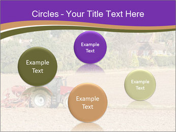 Tractor planting PowerPoint Templates - Slide 77