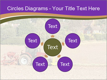 Tractor planting PowerPoint Templates - Slide 78