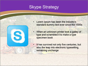 Tractor planting PowerPoint Templates - Slide 8