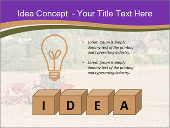 Tractor planting PowerPoint Templates - Slide 80