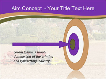 Tractor planting PowerPoint Templates - Slide 83