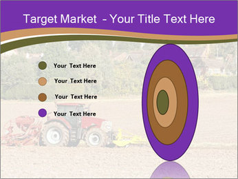 Tractor planting PowerPoint Templates - Slide 84