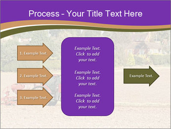 Tractor planting PowerPoint Templates - Slide 85