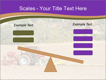 Tractor planting PowerPoint Templates - Slide 89
