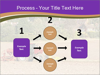 Tractor planting PowerPoint Templates - Slide 92
