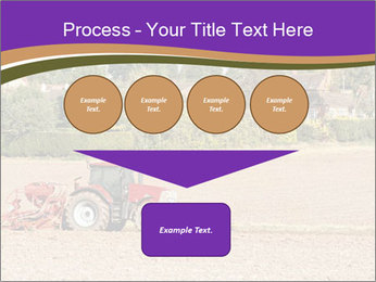 Tractor planting PowerPoint Templates - Slide 93