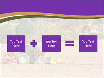 Tractor planting PowerPoint Templates - Slide 95