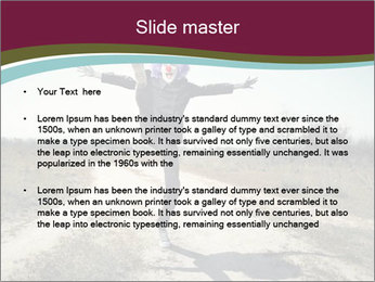 Jumping PowerPoint Templates - Slide 2