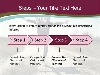 Jumping PowerPoint Templates - Slide 4