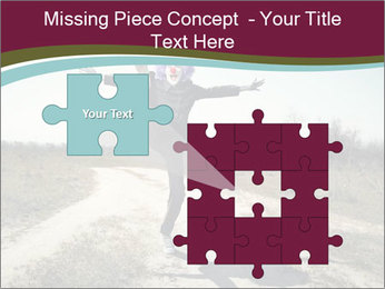 Jumping PowerPoint Templates - Slide 45