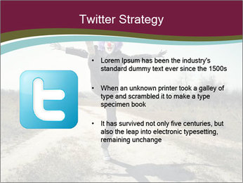 Jumping PowerPoint Templates - Slide 9