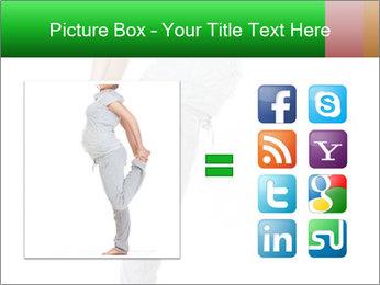 Pregnant woman PowerPoint Templates - Slide 21