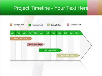 Pregnant woman PowerPoint Templates - Slide 25