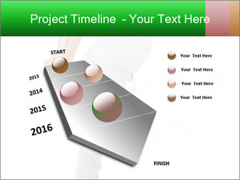 Pregnant woman PowerPoint Template - Slide 26