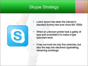 Pregnant woman PowerPoint Templates - Slide 8
