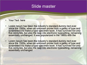 Spa PowerPoint Template - Slide 2