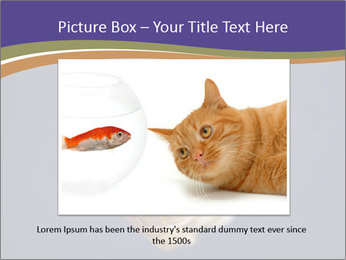Piranha PowerPoint Template - Slide 16