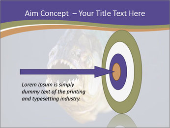 Piranha PowerPoint Template - Slide 83