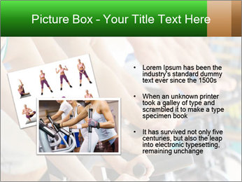 Man Cycling PowerPoint Template - Slide 20