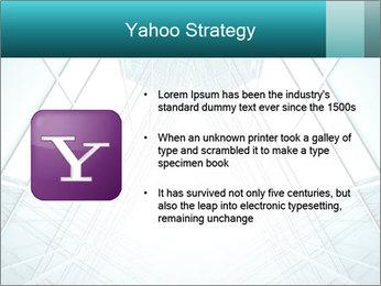 Corridor of glass PowerPoint Templates - Slide 11
