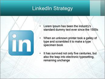 Corridor of glass PowerPoint Templates - Slide 12