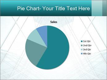 Corridor of glass PowerPoint Templates - Slide 36