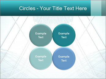 Corridor of glass PowerPoint Templates - Slide 38