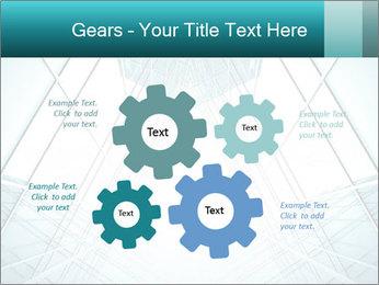 Corridor of glass PowerPoint Templates - Slide 47