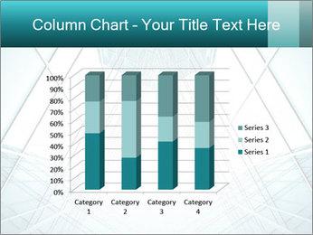 Corridor of glass PowerPoint Templates - Slide 50
